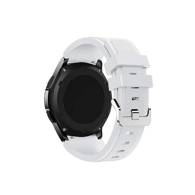 Smartwatch Correa para Gear S3 Watch Band 20 22Mm Watch Band ...