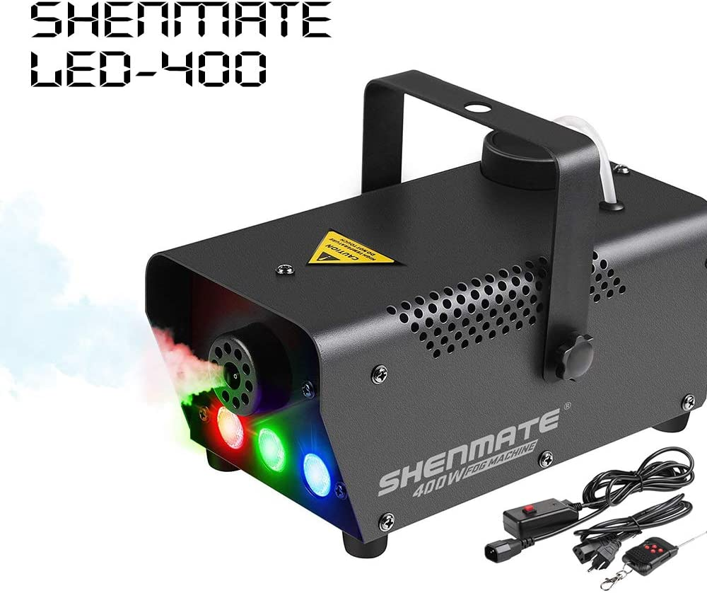 SHENMATE DJ Fog Machine