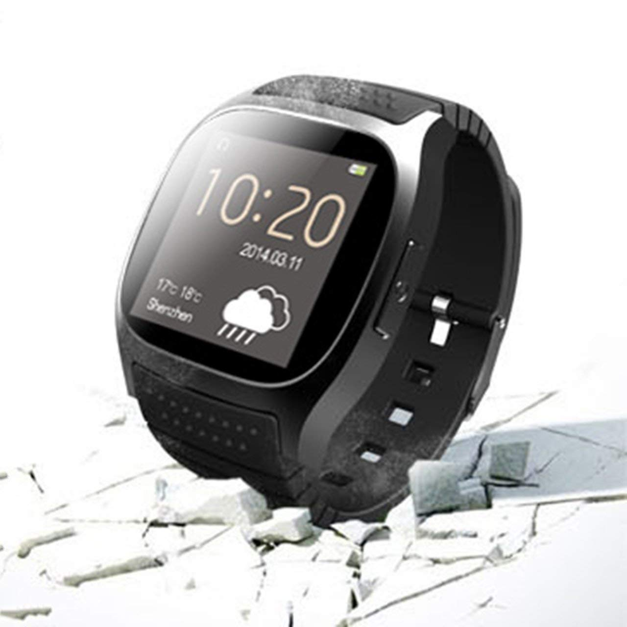 Amazon.com: M26 Life Waterproof Smartwatch Bluetooth Smart ...