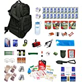 Urban Survival Kit Deluxe For Earthquakes, Hurricanes, Floods, Tornados, Emergency Preparedness