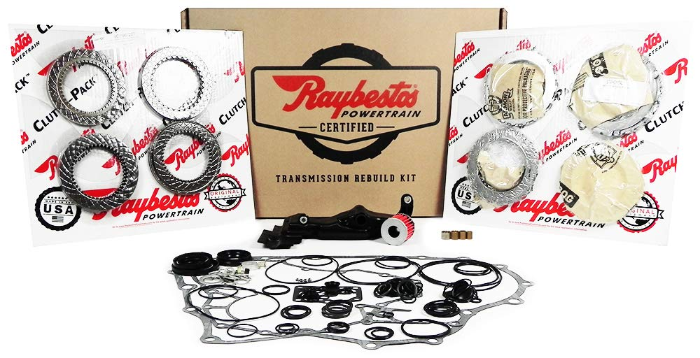 BDGA ACURA TL 3.2L 04-05 AUTOMATIC TRANSMISSION REBUILD RAYBESTOS SUPER KIT WITH STEELS