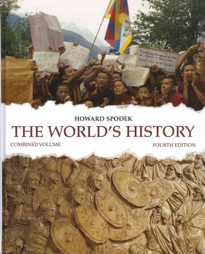 World's History: Combined Volume with MyHistoryLab and Pearson eText (4th Edition)