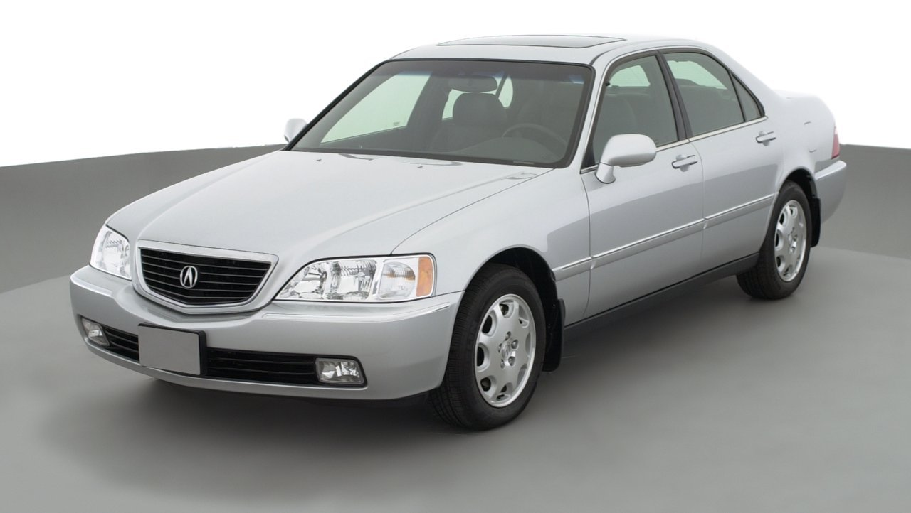 2002 Acura RL, 4-Door Sedan ...