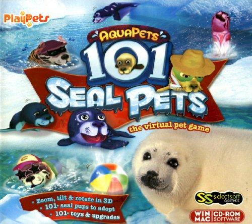 101 Seal Pets - Virtual Pet Game