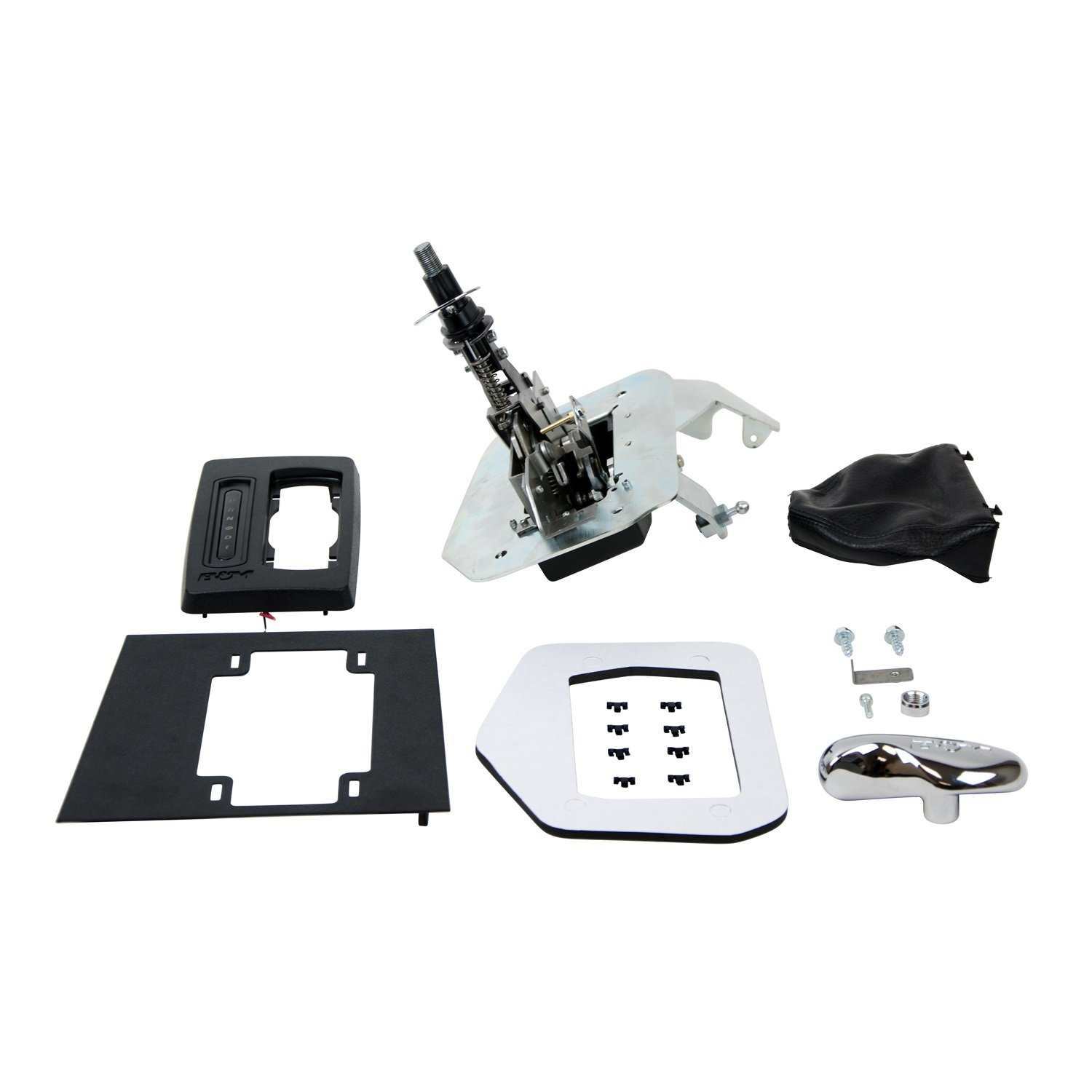 B&M 81002 Console Hammer Automatic Shifter