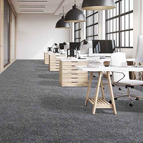 iCustomRug Affordable Indoor/Outdoor All Purpose Hubnail Carpet with Marine Backing, Many Sizes Available - Carpet Flooring for Patio, Porch, Deck, Boat, Basement or Garage (Affordable Outdoor Rugs)