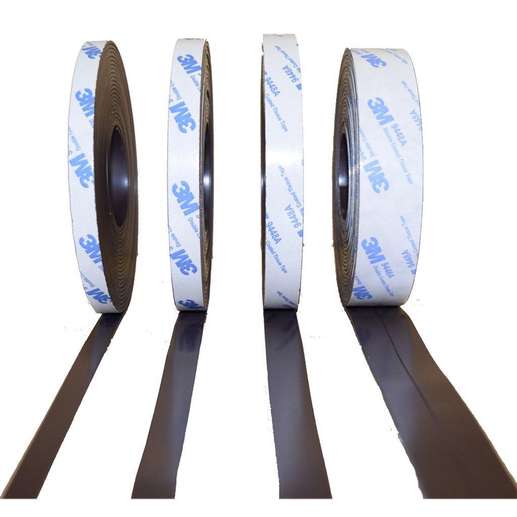 Cinta magn/ética con tiras autoadhesivas de 3M pizarra de coraz/ón de regalo tipo A 10 mm 25,4 mm tipo B o individuales Typ A 10-12,7-15 Typ B