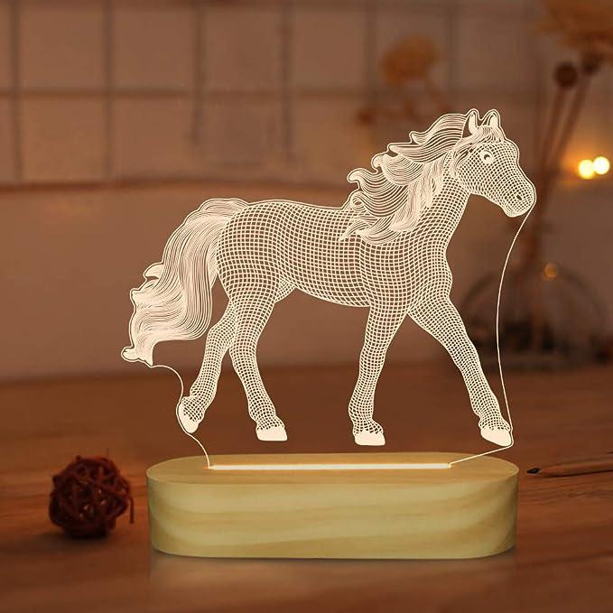 LED Horse Light