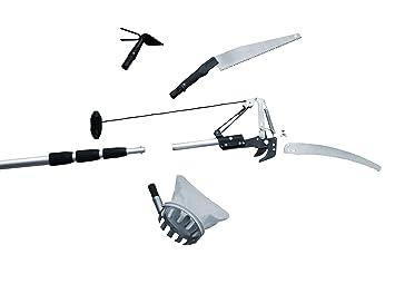 fenwi Arbre d\'entretien outils de jardin Set de 6 m Télescopique en ...