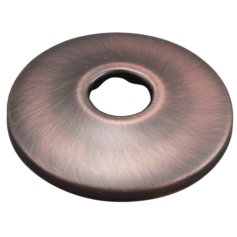 Keeney K90VB Shallow Flange for 3/8-Inch IPS, Venetian Bronze