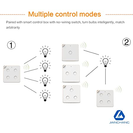 ceiling fan ceiling fan control switch wiring diagram ceiling Minka Aire Spacesaver Wiring Diagram Remote ceiling fan control switch wiring diagram jianchang smart wireless remote light switch & receiver diy set jc Minka Aire Concept II Wiring Diagram