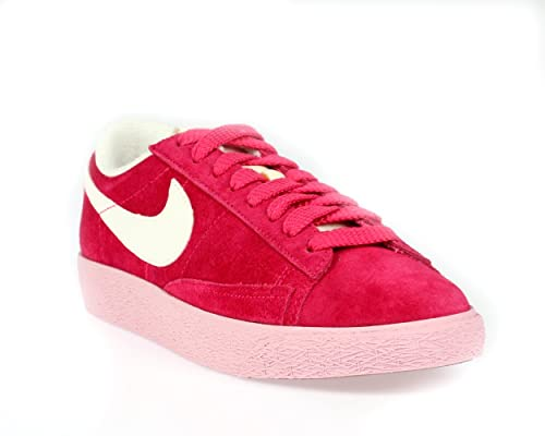 Nike Blazer Low Suede VNTG (WMNS) 517371 604 Rose Baskets Mode Femme