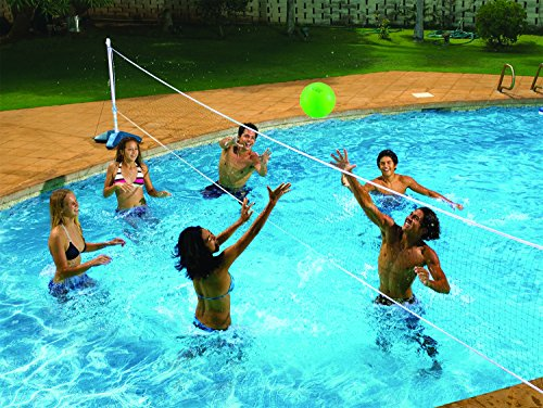 Poolmaster 72789 Across Pool Volleyball Game by Poolmaster (Image #1)