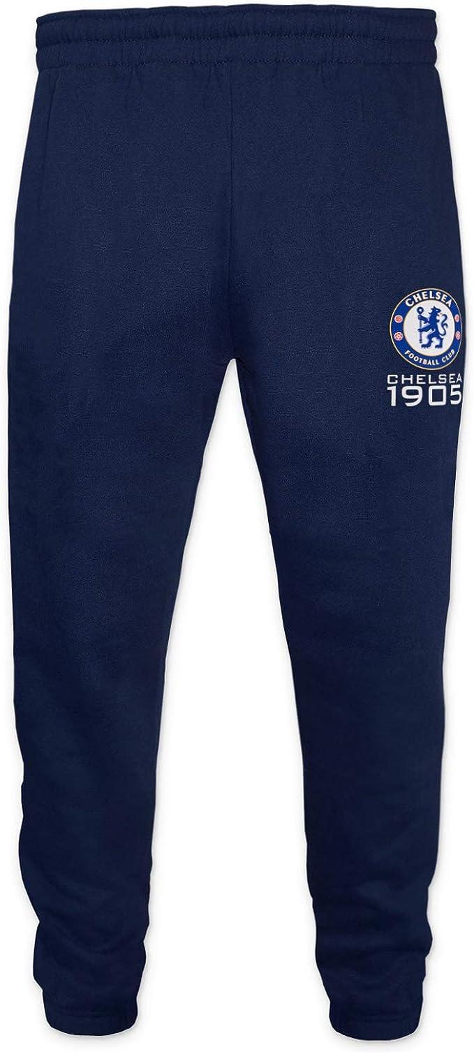 Chelsea FC officiel Pantalon de jogging avec coupe ajustée