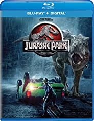 Jurassic Park Blu-ray + Digital
