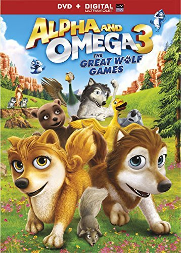 Alpha And Omega 3: The Great Wolf Games [DVD + Digital] by Ben Diskin