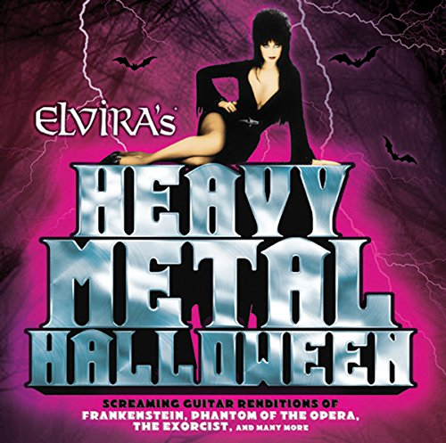 Elvira's Heavy Metal Halloween // Various -