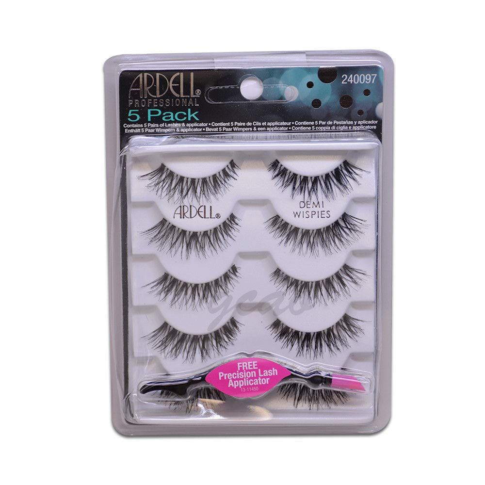 5 Pack Demi Wispies Lashes by Ardell (Image #1)