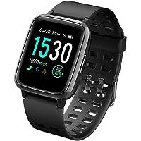 LATEC Pulsera Actividad Reloj Inteligente Impermeable IP68 Smartwatch Pantalla Táctil…