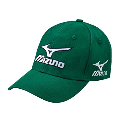 Image Unavailable. Image not available for. Color  Mizuno Tour Cap Georgia  Green beacf8b8424