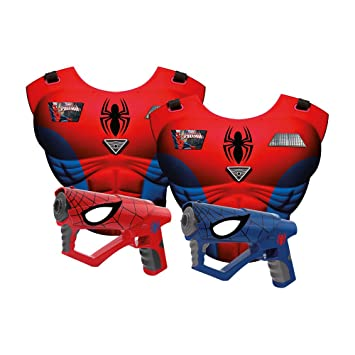 spiderman 550902 jeu lectronique mega laser set spider man 4