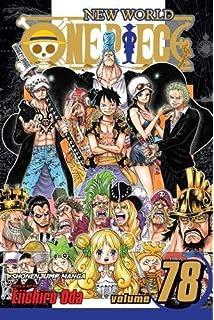 Amazon com: One Piece, Vol  80 (80) (9781421590240): Eiichiro Oda: Books