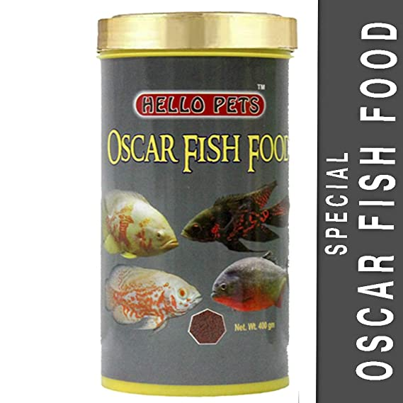 Buy Hello Pets Special Oscar Fish Food 400gm Online At Low Prices In India Amazon In