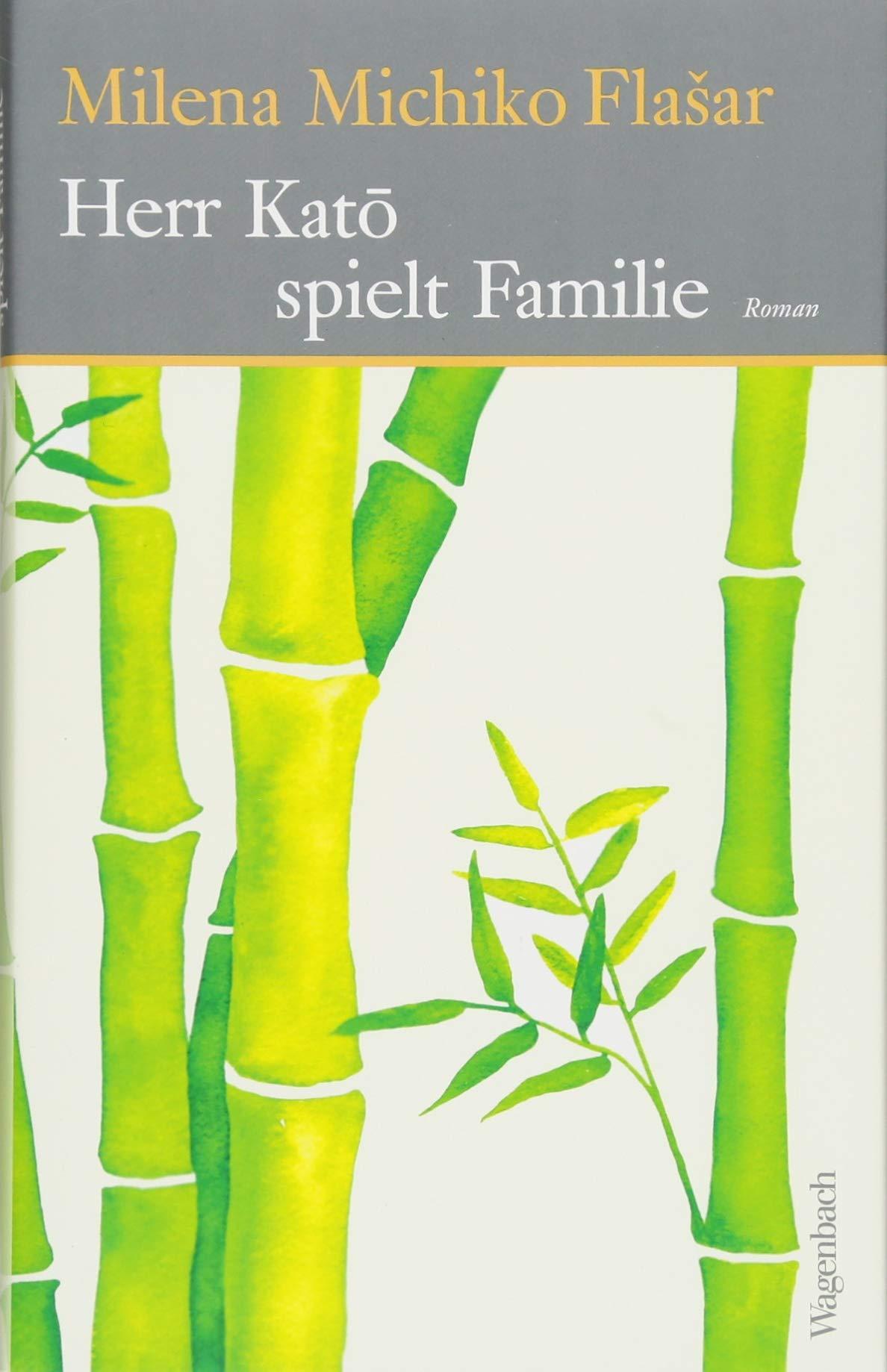 Herr Kato spielt Familie (Quartbuch)
