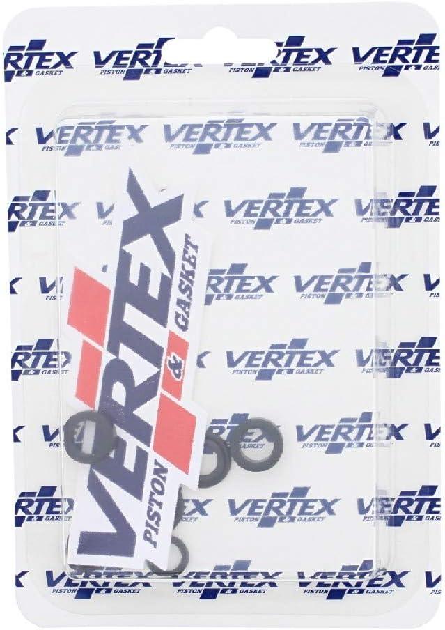 for Yamaha Phazer MTX 500 2008 2009 2010 2011 2012 2013 2014 2015 2016 2017 Vertex Injector//Throttle Body O-Ring Kit Phazer GT 500 2008 2009 2010 2011 2012 2013 725022