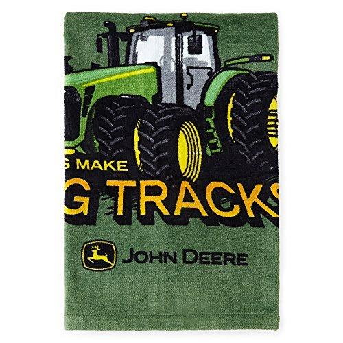John Deere Kids Bath Towel