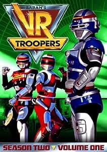 VR Troopers, Season 2, Volume 1
