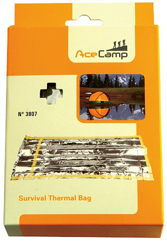 AceCamp Rettungsthermosack Biwaksack Thermosack Survival Bag 3807