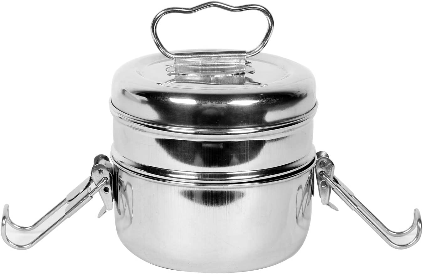 High Grade Stainless Steel Tiffin Lunch Box