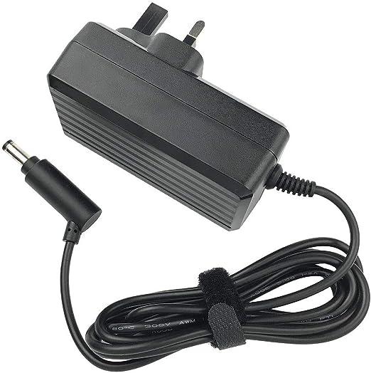 UK Plug 26.1V AC Adaptador Cargador para Dyson V6 V7 V8 Aspirador de animales Cargador de batería de mano Hoover Mains: Amazon.es: Hogar
