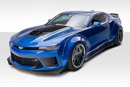 Chevrolet Camaro Bodykit >> Amazon Com 2016 2017 Chevrolet Camaro Duraflex Grid Body Kit 10