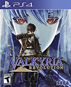 Valkyria Revolution-PlayStation 4