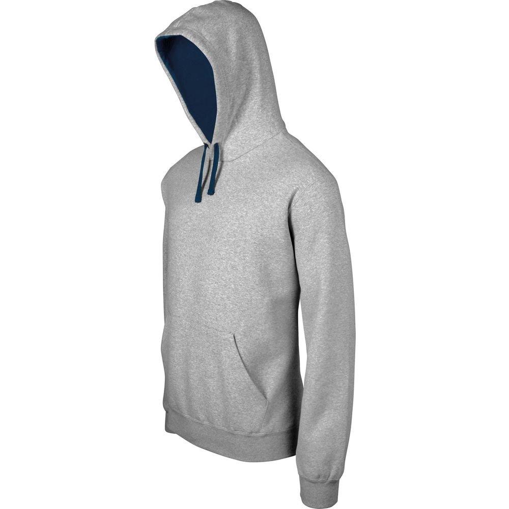 Kariban Homme Chasse À Contrastée Sweat Shirt Vêtements Capuche 8wvmn0N