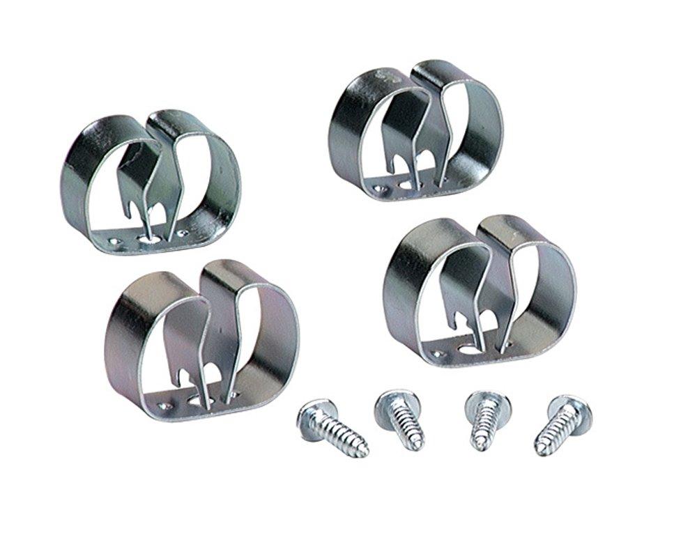 Lehigh 13201 Grip Clip Organizer Silver Medium 6