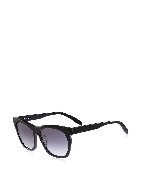 Karl Lagerfeld Gafas de Sol KL893S-001 (57 mm) Negro: Amazon ...