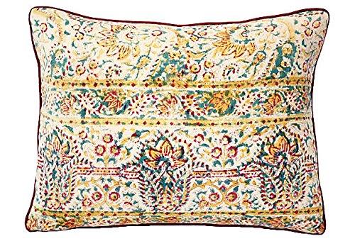 インドペイズリー枕 VPL00127   B014JKEU6Q