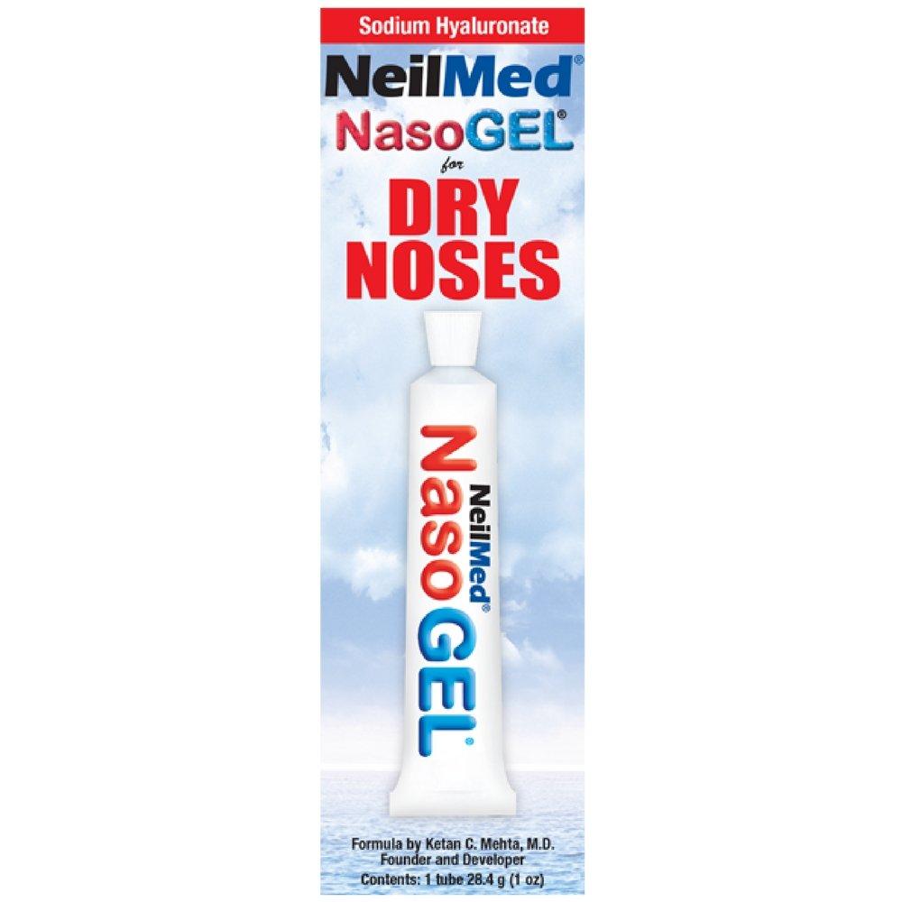 Neilmed Nasogel for Dry Noses 1 Oz (Pack of 3)