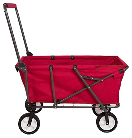 Amazon.com   REDCAMP Collapsible Wagon Cart e25229b1f
