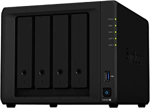 Synology 2 Bay NAS DiskStation DS420+ (Diskless)