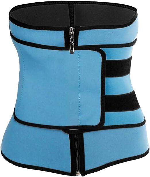 Fajas Colombianas Sweat Shapers Slimming Wrap Belt Waist Cincher Trainer Corsets