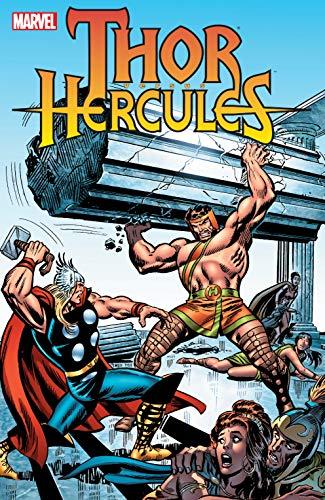 Thor vs. Hercules (Thor (1966-1996))