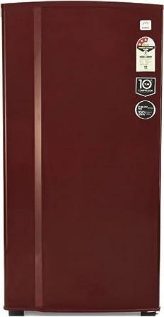 Godrej 196 L 3 Star Direct Cool Single Door Refrigerator(R D GD 1963EW 3.2 W Red, Wine Red)