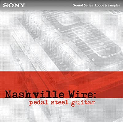 Nashville Wire: Pedal Steel Guitar