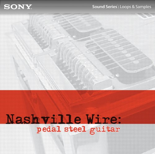 Nashville Wire: Pedal Steel Guitar [Download] by Sony