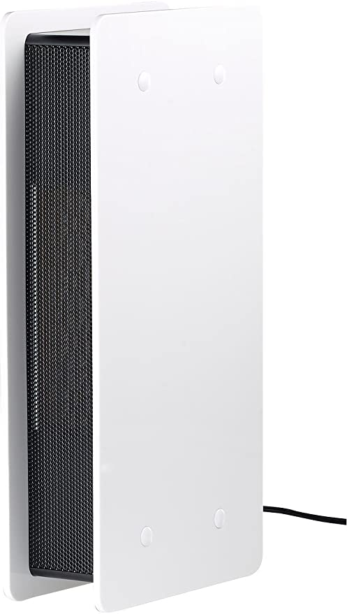 Purificador de aire con ionizador y ventilador conmutable de Newgen Medicals, en blanco: Amazon.es: Hogar