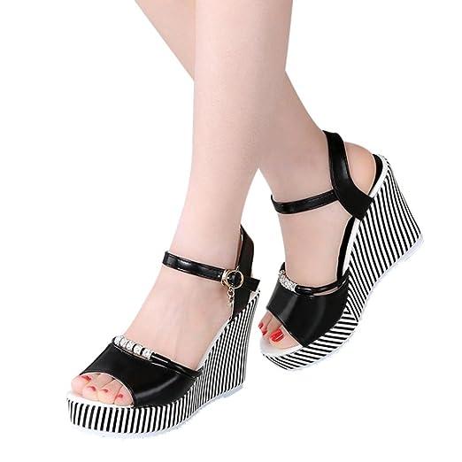 2d30cbc2bb92 Amazon.com  Wedding High Heels Sandals